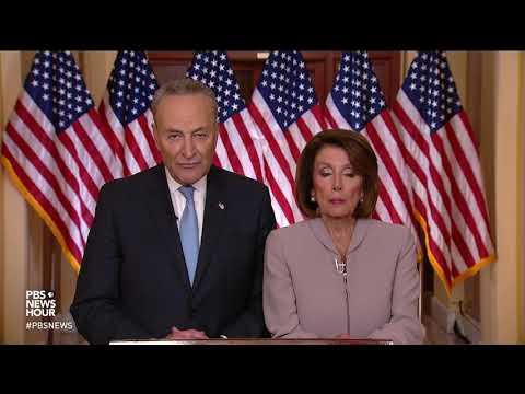 Democrats to Trump: 'End this shutdown now'