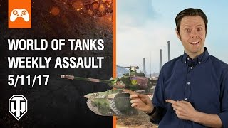 World of Tanks Console: Weekly Assault #3