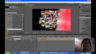 Видеоурок по Adobe After Effects #1 простое интро