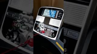 Jll S400 foldings treadmill for sale