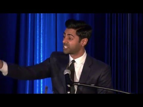 Thumbnail: Hasan Minhaj acceptance speech -- 2016 MPAC Media Awards