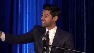 Hasan Minhaj acceptance speech -- 2016 MPAC Media Awards