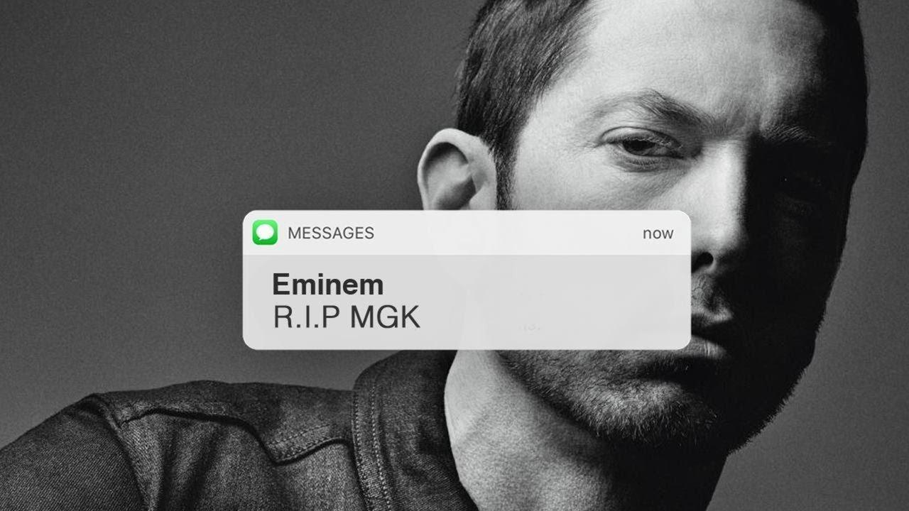Eminem - R.I.P MGK (Type Beat)