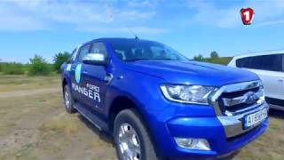 Suv&Sand: Ford Ranger