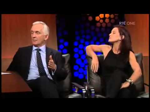 David Walsh and Emma O'Reilly - Late Late Show - 2013-01-25
