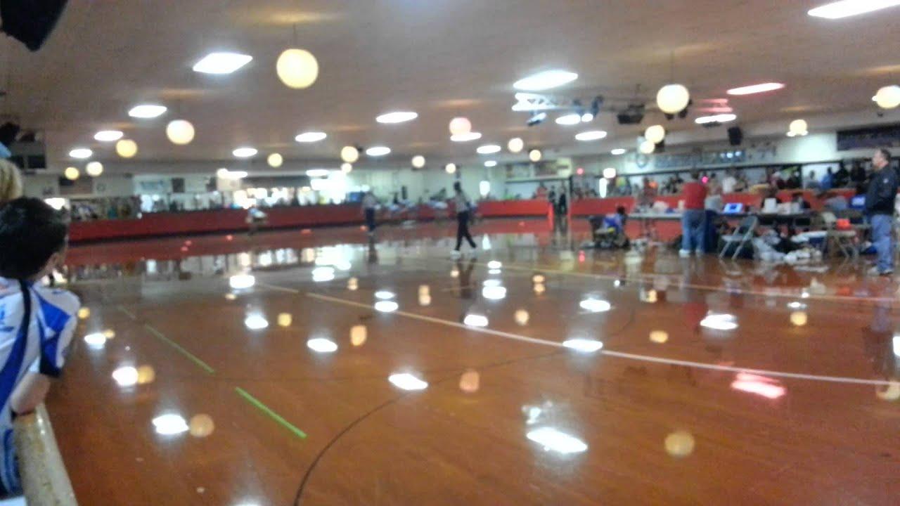 Aurora skating center