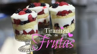 Tiramisu de Frutas by JasminMakeup1 Thumbnail