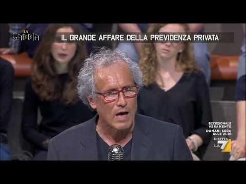 Paolo Barnard: 'Il grande affare della previdenza privata'