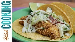 How to Make Fish Tacos   Tacos De Pescado