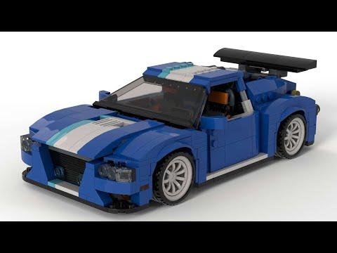 LEGO TURBO TRACK RACER 31070 LDD