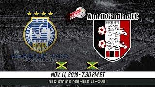 🔴PRE-GAME SHOW: Harbour View v. Arnett Gardens Red Stripe Premier League Monday Night