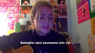 Emilee Flood - i Love You Baby   Turk  e   eviri Resimi