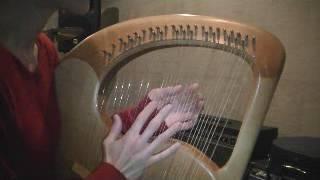 Lyre - Moonlight Sonata, 1st movement - Beethoven -