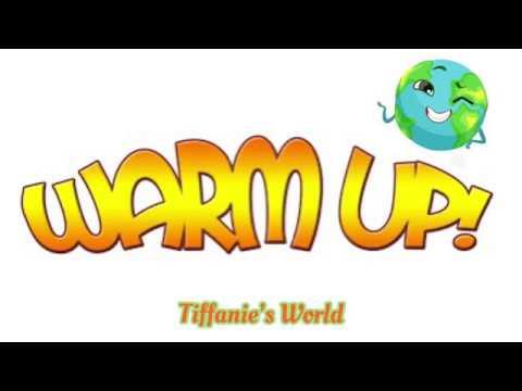 Gymnastics Warm Up at Home   Tiffanie's World