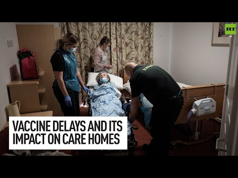Care homes concerned about delays in getting the vaccine