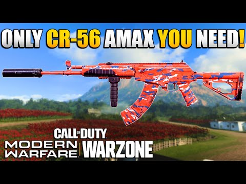 How to Make the Best Possible CR-56 AMAX Class Setup for Multiplayer/WARZONE | New GALIL Rifle