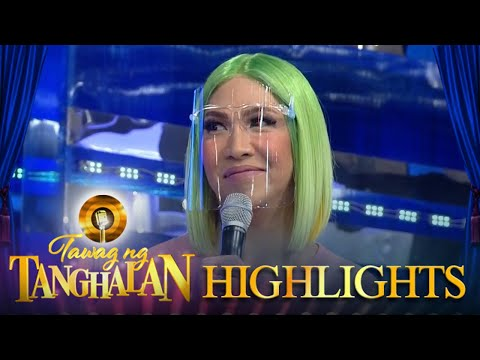 Vice Ganda asks when is the right time to let go of the one you love   Tawag Ng Tanghalan