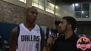 Dallas Maverick Caron Butler Slims Down & is Focused on Title for 2010-11 Season