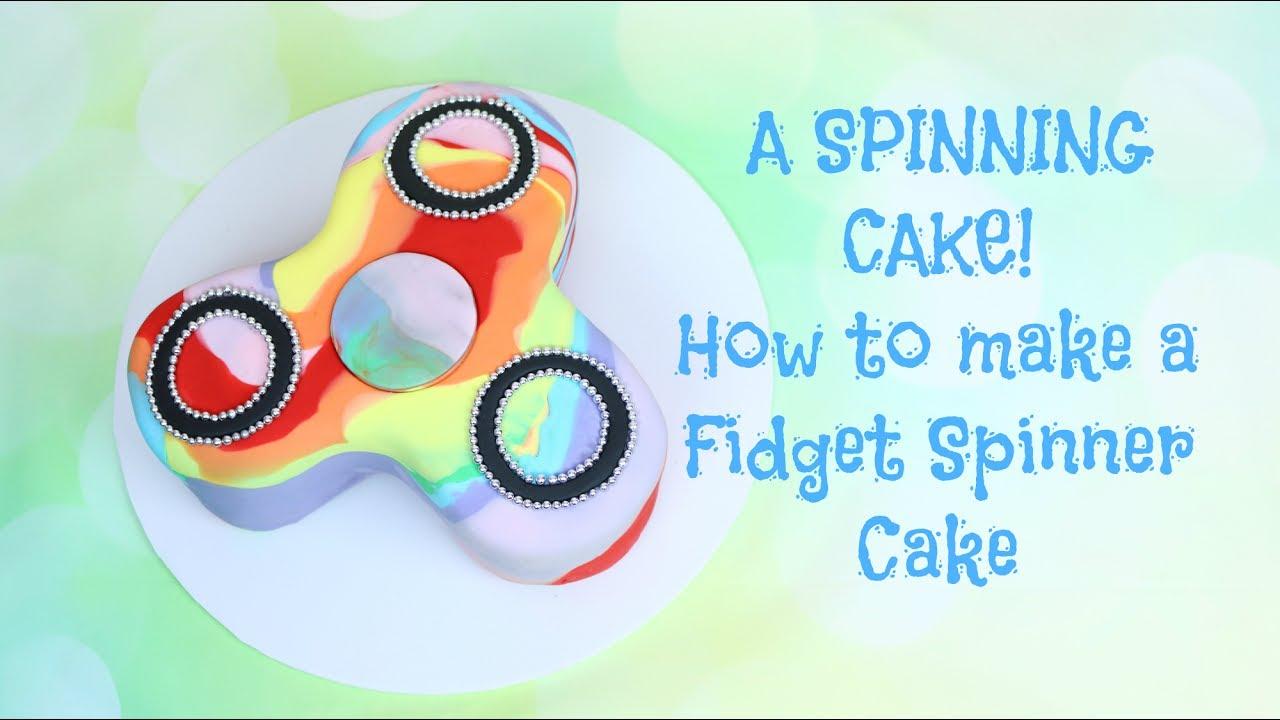 Cake Spinner Diy