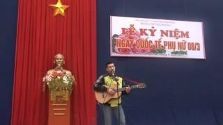 Anh muốn sống bên em trọn đời by guitar Thành Trung yka