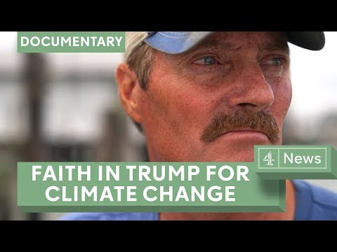 America's climate change refugees putting their faith in Donald Trump