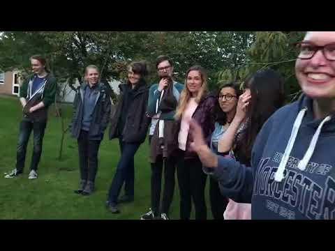 University of Worcester - Nature society - Night walk