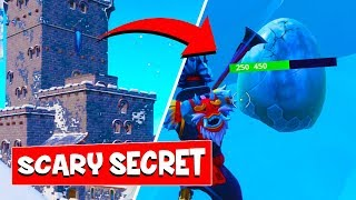 Scary secret about the dragon eggs in Fortnite..