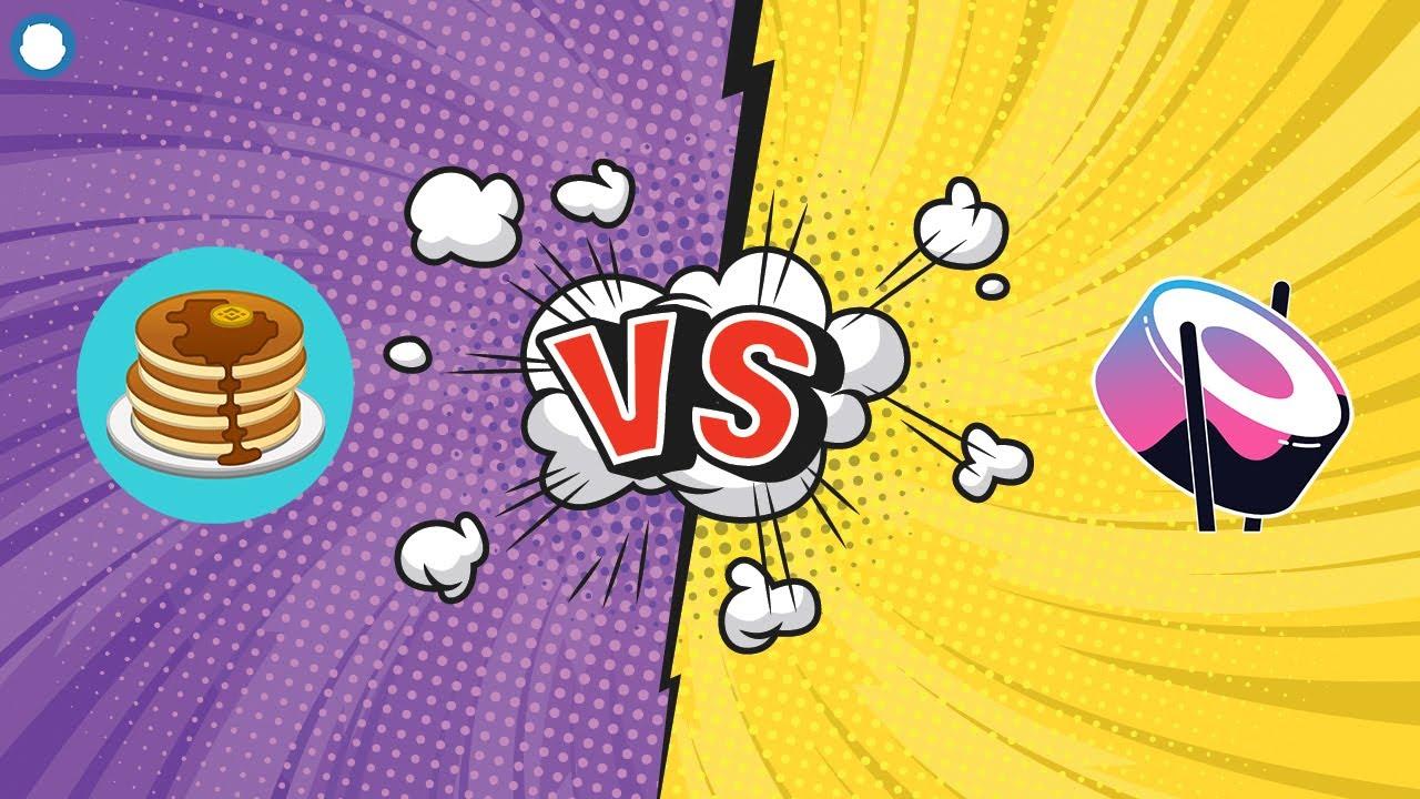 PancakeSwap vs Sushiswap – Which Defi Exchange Is Best? 🚀🚀🚀
