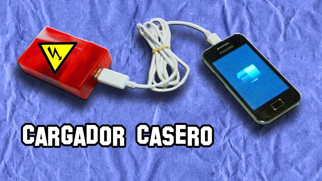 C 243 Mo Hacer Un Powerbank Casero Experimentos Caseros