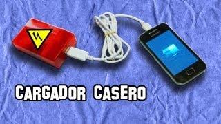 Como Hacer un PowerBank Casero | How to Make a USB charger