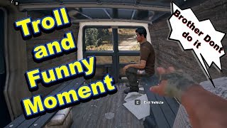 Far Cry 5 - Troll and Funny Moment