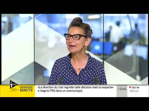 Fou rire Journal de La Culture - iTELE - 10/07/2013