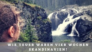 Skandinavien - Sprit | Lebensmittel - was haben wir ausgegeben?
