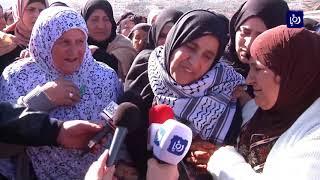 تشييع جثمان الشهيد محمود زعل عودة