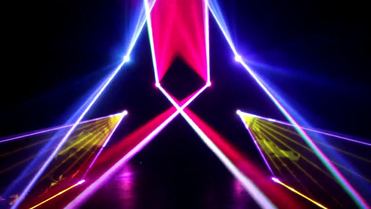 3rd Place International Award Winning Laser Show Arrived