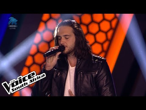 Luke - Million Reasons | The Live Show Round 2 | The Voice SA