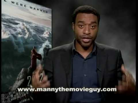 """""""2012"""" Interview with Chiwetel Ejiofor"""