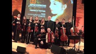 ASCOLTARE LE STELLE (R.Ruggieri) con pianoforte e orchestra, live Treviso 2016