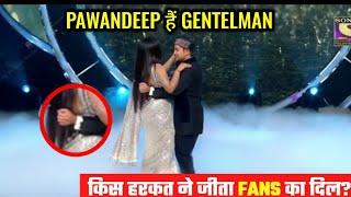 Pawandeep ke deewane hue   Fans, Arunita sang Dance kar bhi nahi rakha uski kamar par hath,Fans Bole