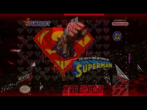 "KompleX GAMING lets play ""The Death and Return of Superman"""