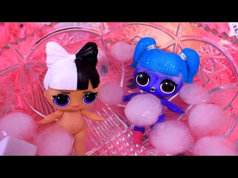 ЗОЛОТОЙ ШАР ЛОЛ ! СУПЕР РЕДКАЯ КУКЛА LOL Surprise! Куклы Лол Конфетти поп | lol dolls