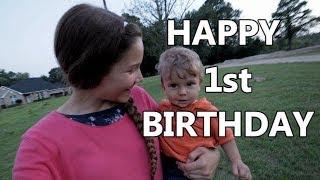 Little Tex's 1st Birthday/ 4th of July/ SPLASHING Into SUMMER!!!