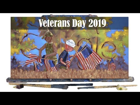Veterans Day 2019 Google Doodle Honors US Military Artist Pete Damon, Who Lost Parts Of Both Arms!