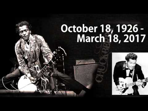 A Tribute to Chuck Berry (w/ Bruce Springsteen) - Johnny B. Good