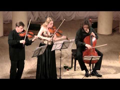 Vadym Borysov, Yulia Rubanova, Dmytro Medolyz, Elena Zhukova, Artem Poludenny play Baroque