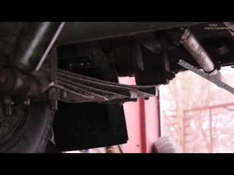 Газ 24 Волга. Новый способ усиления рессор. Ремонт газ 24 волга. Хитрости газ 24
