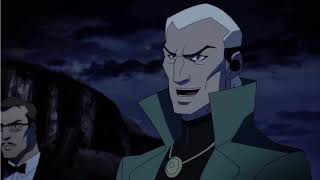 The reason he is called Count Vertigo/Young Justice Outsiders