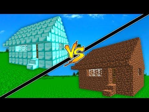 ZENGİN VS FAKİR #3 - Minecraft (TELİFLENEN VİDEO)
