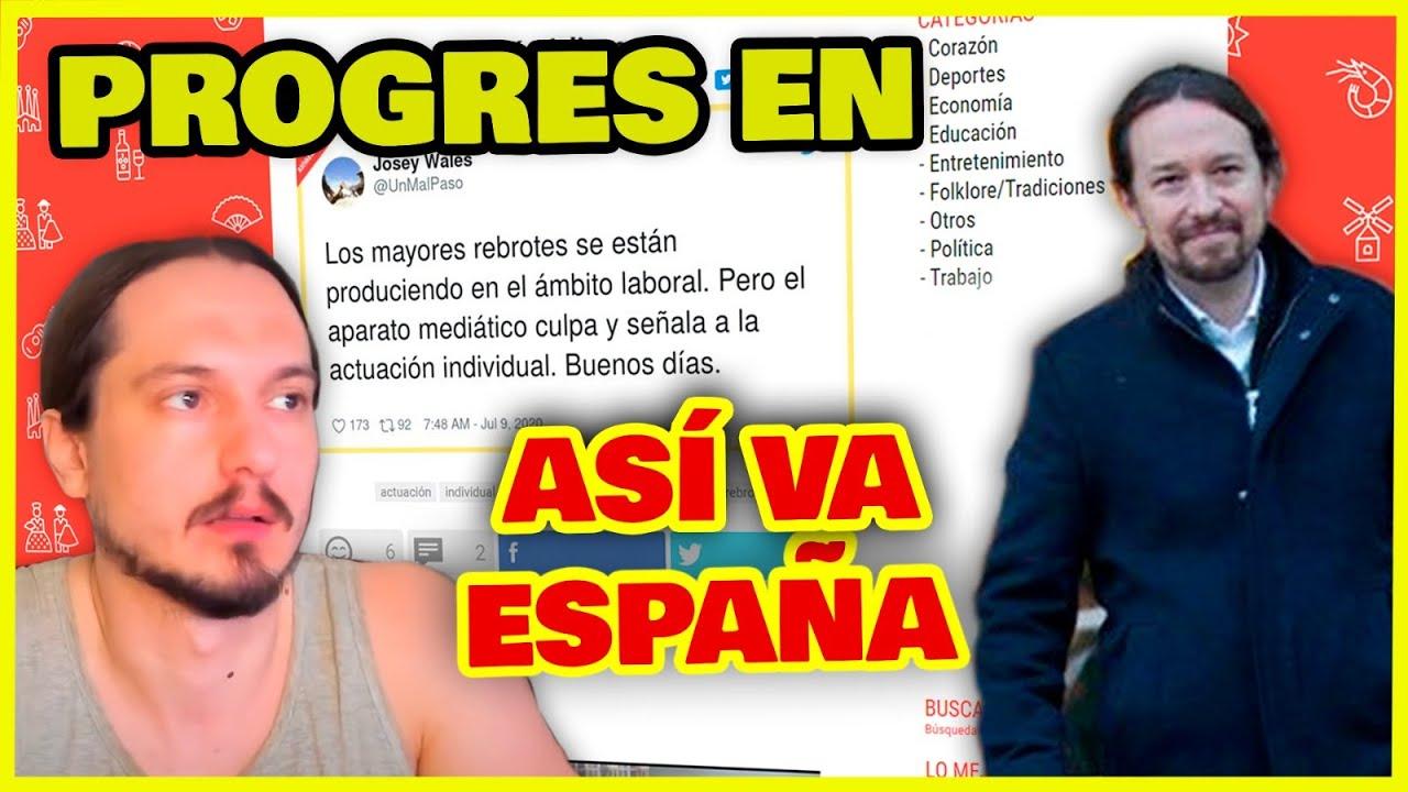💥La WEB PROGRE de ASÍ VA ESPAÑA trae SORPRESA💥 - CCP 285