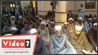 مساجد مصر تنتفض ضد ترامب.. حرق علم إسرائيل بساحة القائد إبراهيم فى الإسكندرية
